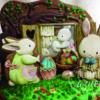Conejitos de Pascuas (Easter bunnies)