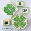 St. Patrick's Day Cookies | Sweet Prodigy