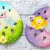 Huge Easter Cookies