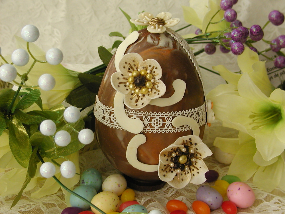 Chocolate Lover's Easter Dream Come True