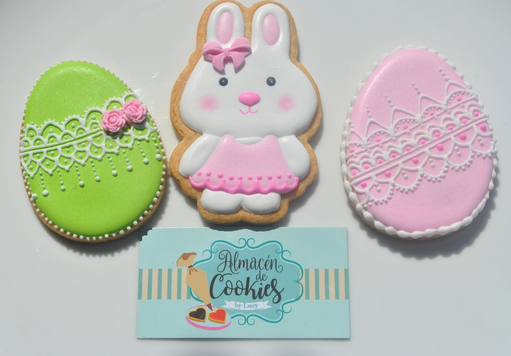 Cookies for Easter 2018 - And More!!