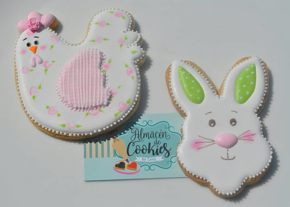 Cookies for Easter 2018!!!