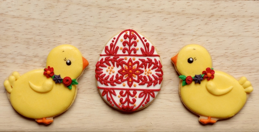 Simple & sweet Easter chicks