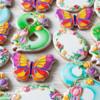 Spring Set by Peony Cookies Studio