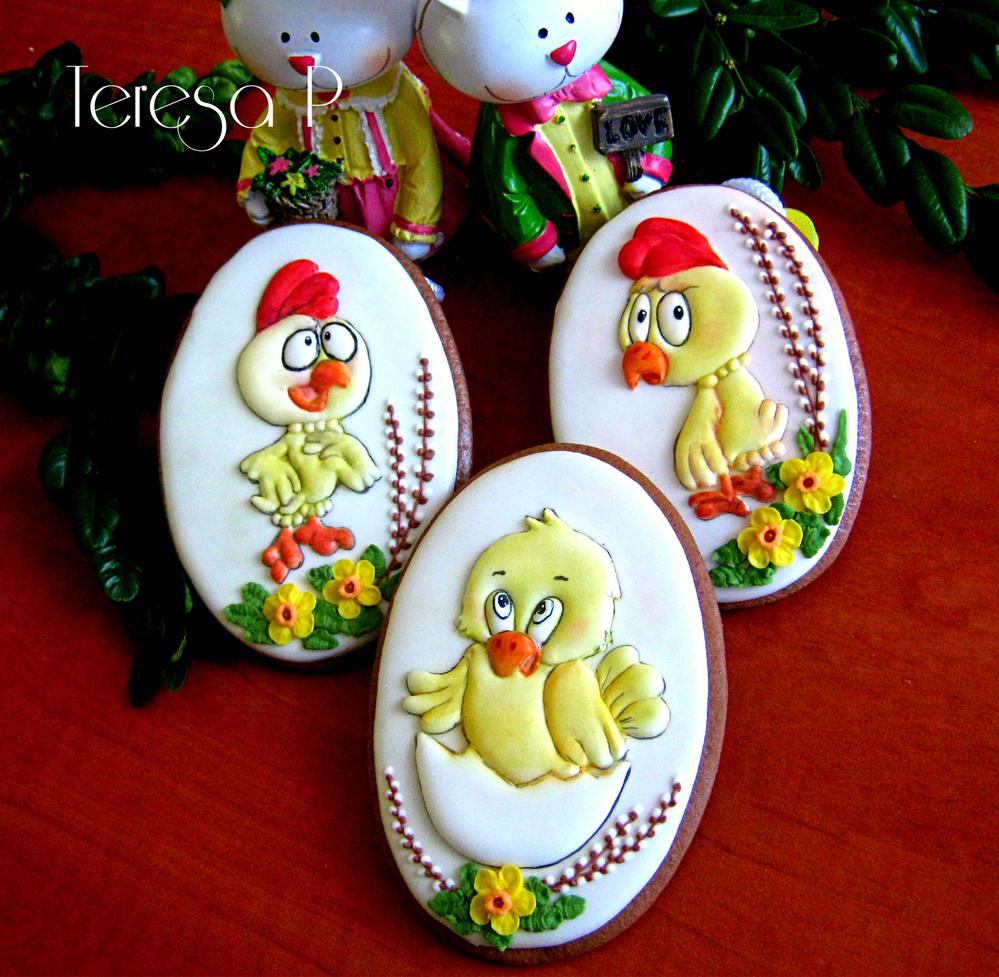 Wesołe kurczaki