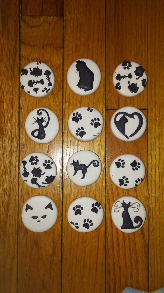 Cats on Circles