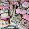 Sweet Sixteen Cookies