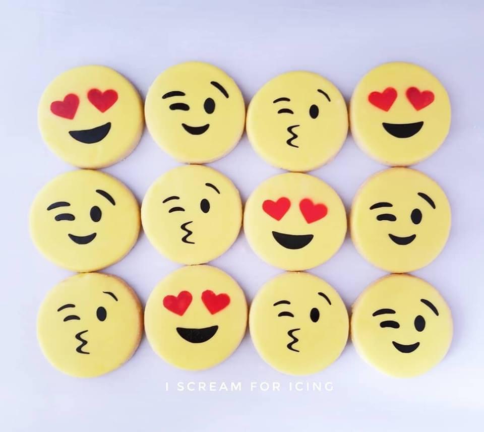 Emoji Cookies