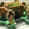 3-D Castle Cookie with Princesses - Side 2