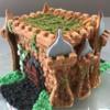 3-D Castle Cookie - Side 2