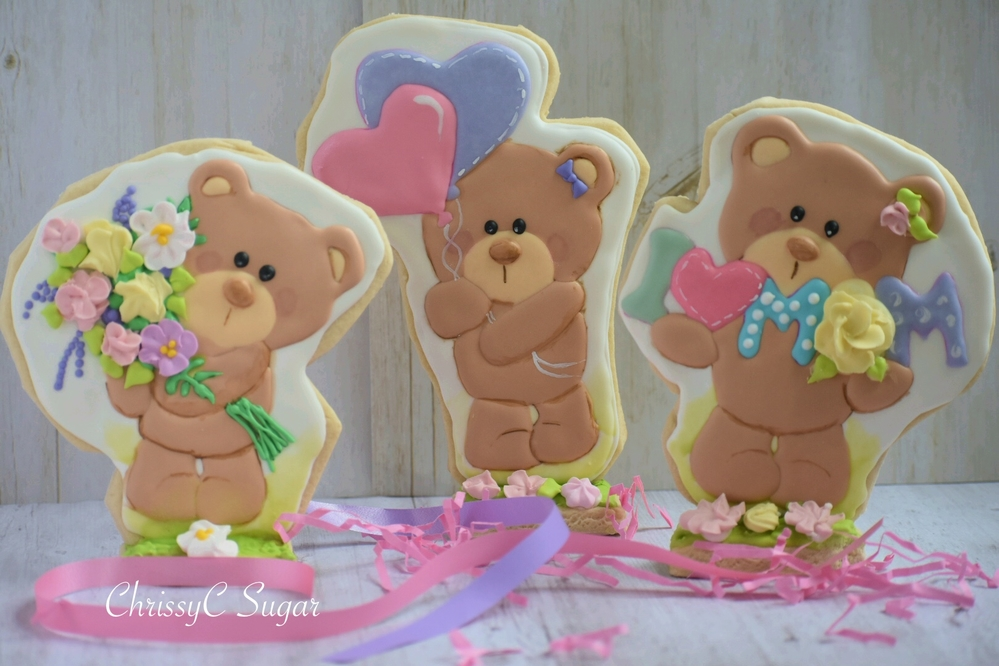 Birthday Bears for Mom