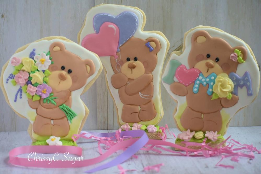 Birthday Bears for Mom