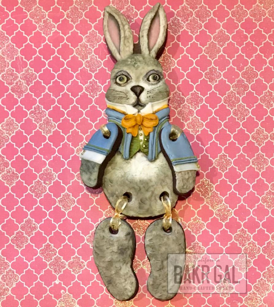 The Fabulous Mr. Bunny!!