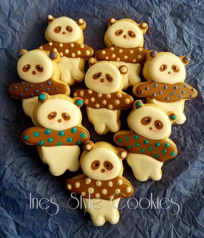 Brown Pandas?