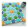 Islamic Pattern Cookies by Manu: Cookies and Photo by Manu