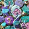 Mermaid Cookie Assortment