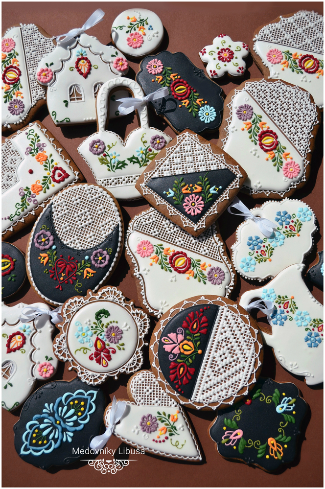 Slovak Ornaments