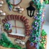 Gingerbread House, Another Close-up