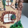 Gingerbread House, Close-up