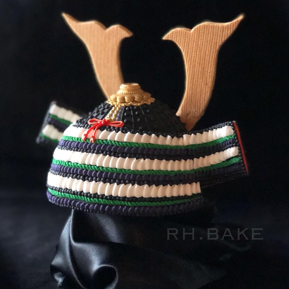 Japanese Kabuto (war helmet)