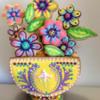 Adria Flower Basket Round 2 0518: Practice Bakes Perfect Challenge #28 - Tutorial by Julia M Usher