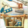 Tools & Tool Box Cookies