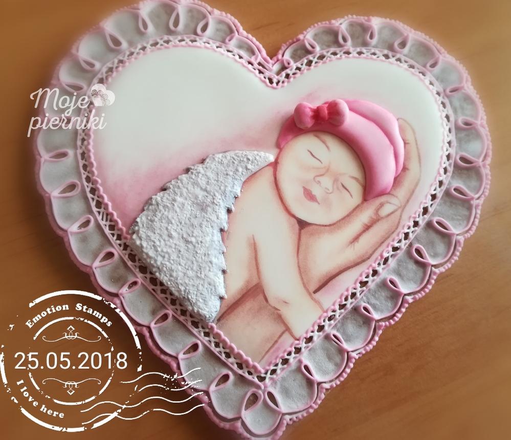 A little girl - Irminka