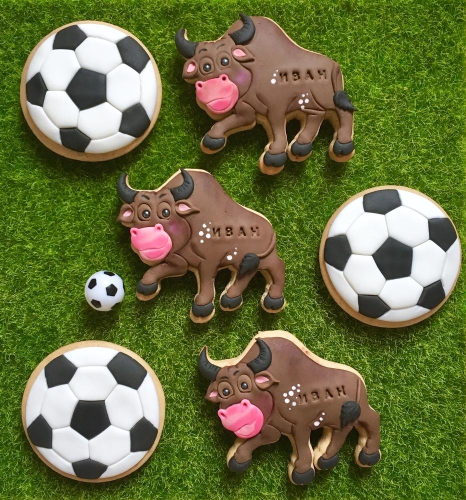 Taurus Cookies