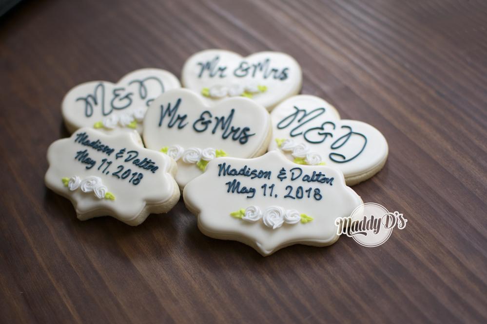 Madison and Dalton Wedding