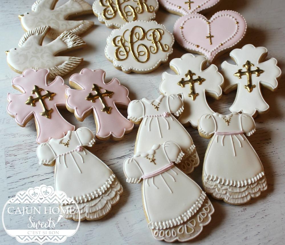 Blush Pink Christening