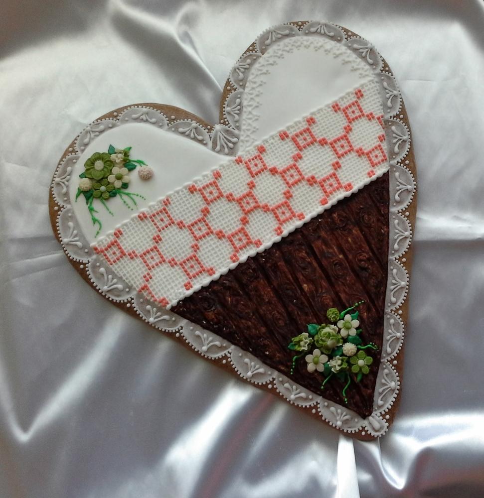 Srdce (Heart) 35x30 cm