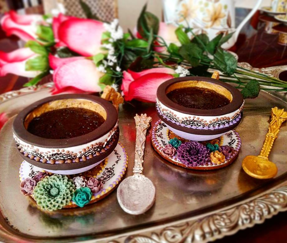 3-D Coffee Cup Cookies