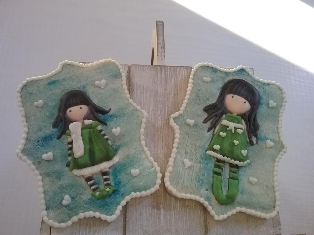 Bamboline Ghiaccia Pittura e Altro...