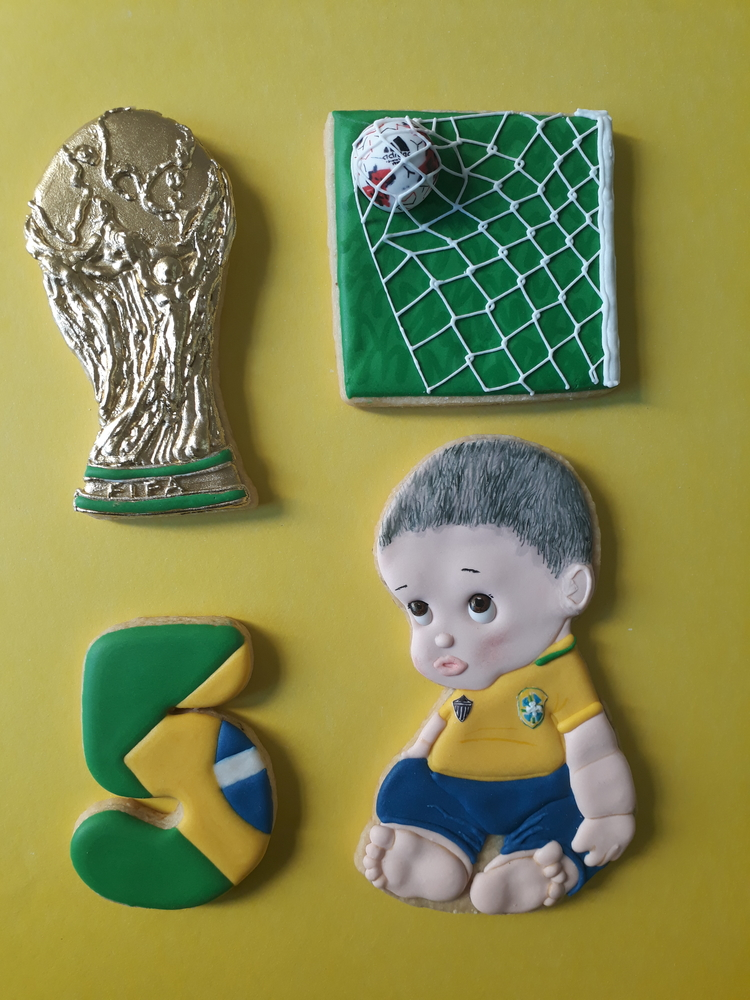 World Cup Cookie Set