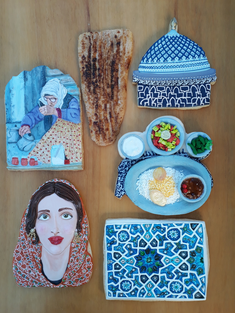 Iran Set: Practice Bakes Perfect Challenge #29
