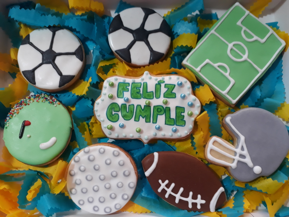 Cumpleaños deportivo!!!