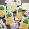 Pineapple Birthday