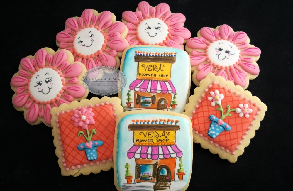 Vedas Flower Shop