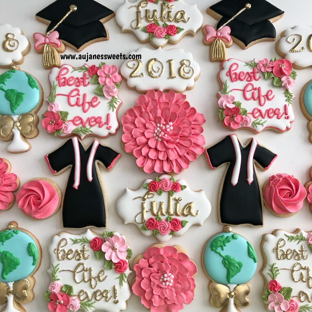 Congratulations Julia