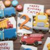 Truck Birthday Theme