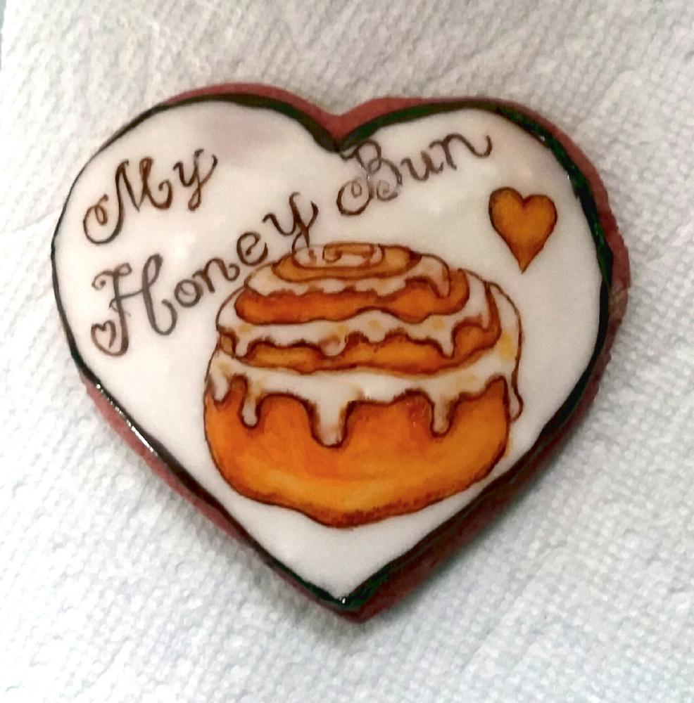 Honey Bun Cookie