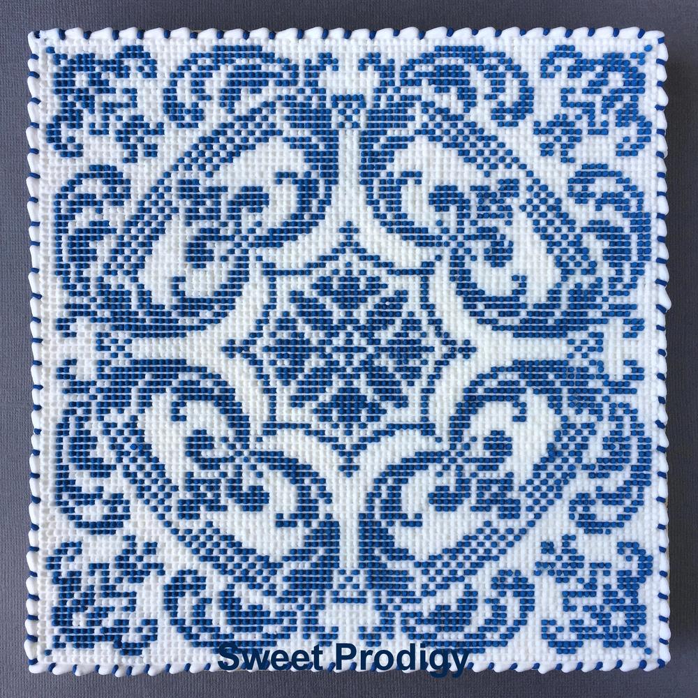 Blue Tile - Sweet Prodigy