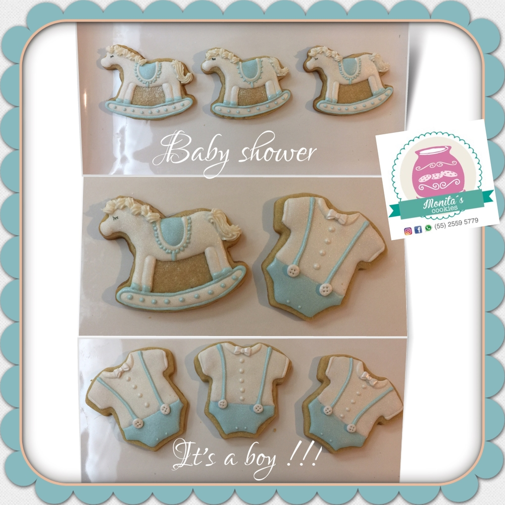 Baby Shower - Monita's Cookies