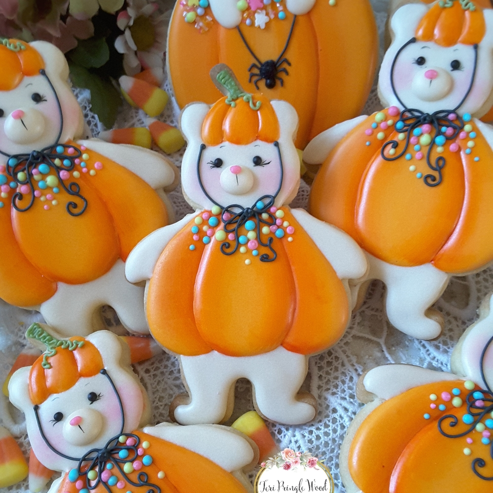 Pumpkin Bears 🍊