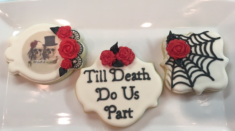 Till Death do Us Part Cookies