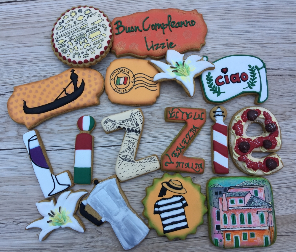 Italian/Venice cookies