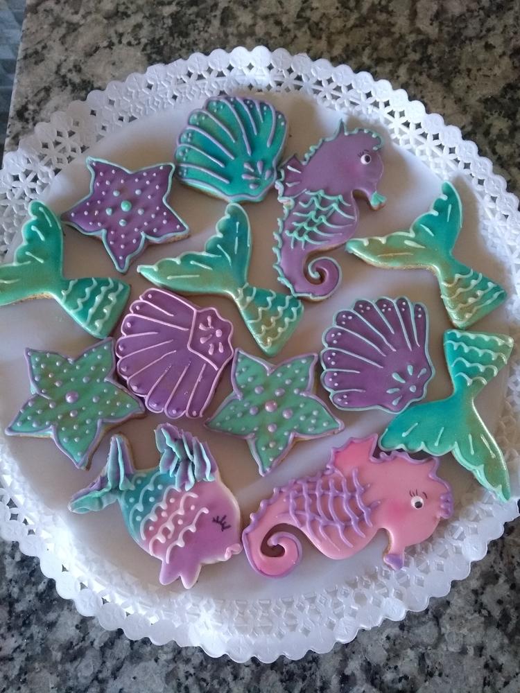 Sea Creatures - Again!