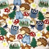 Woodland critters baby shower