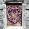 Gingerbread Image with Lavender