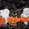 Baby ghost Halloween 2018
